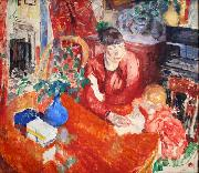 Rik Wouters Education oil